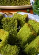 Cake Bayam | Spinach Cake