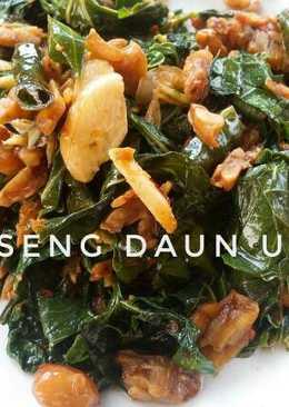 Oseng Oseng Daun Ubi No MSG #indonesiamemasak