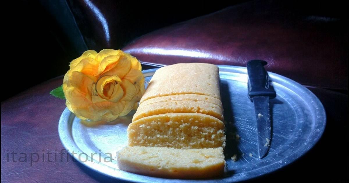 Resep Pound cake mini (bolu dasar polosan) :)