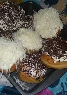 Donut empuk ala ncc