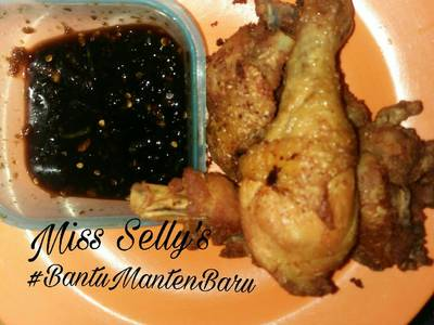 Ayam Goreng GPL #BantuMantenBaru