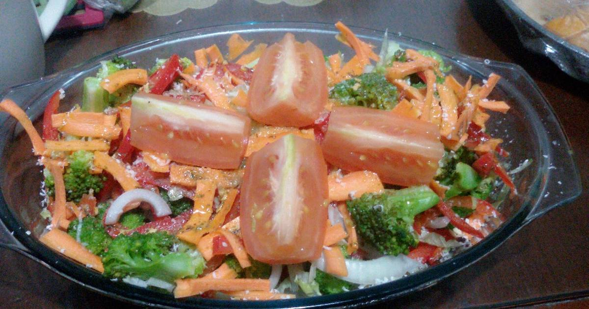 Resep Salad Sayur Enak untuk Diet Sehat