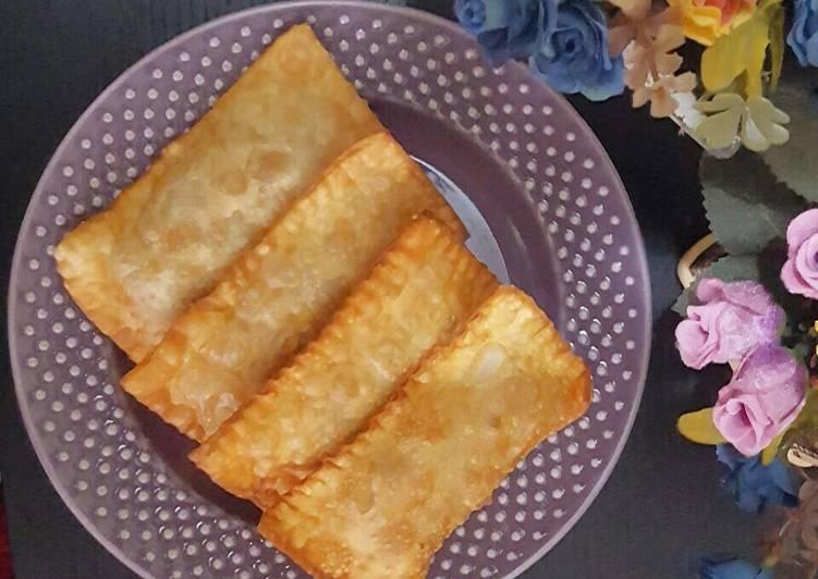 Resep Apple Pie ala McD - Hakika