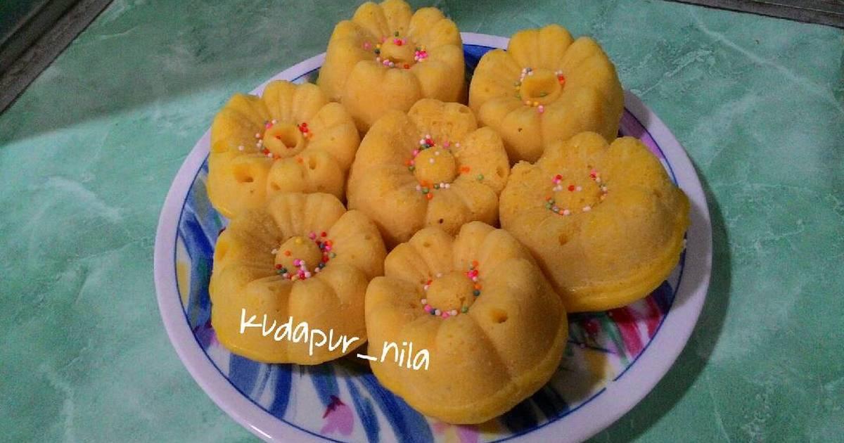 Resep bolu durian kukus 3sdm