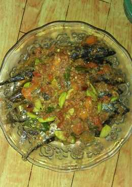 Ikan tongkol sambel