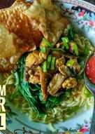 Mie Ayam Jamur Spesial