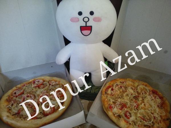 Dough pizza super lembutttttt
