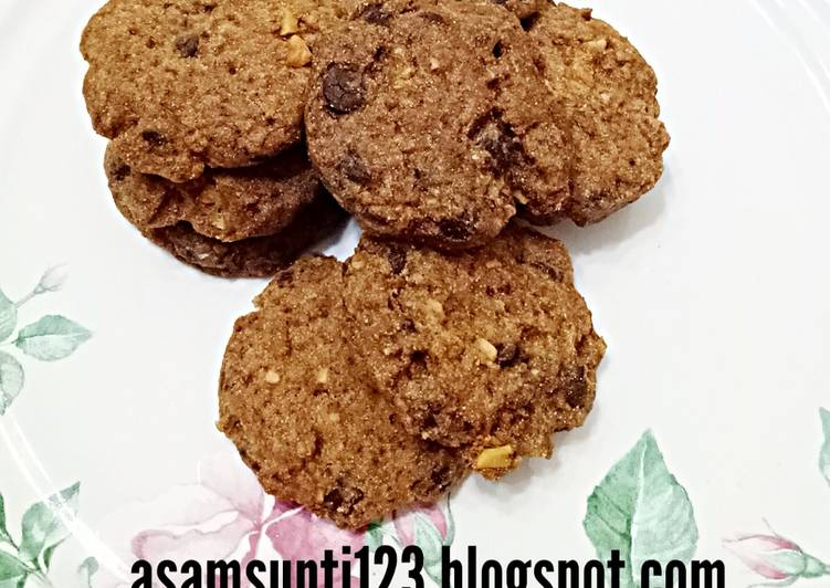 Sorghum Chocolate Cookies Gluten Free