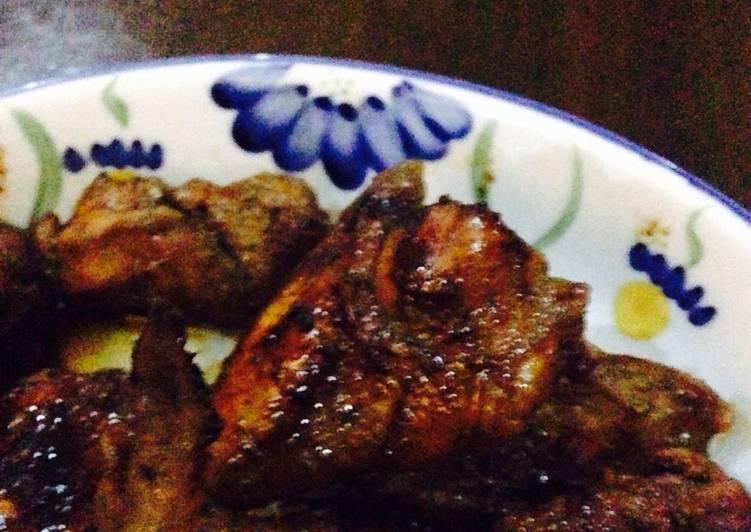 Resep Ayam bakar ala aunty Dee?? By Dee's Kitchen