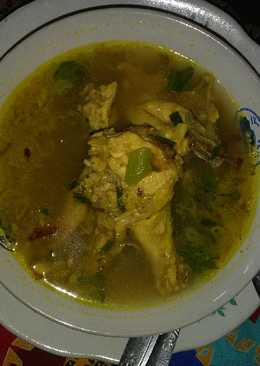Soto Ayam 🐓🐓🐓😄