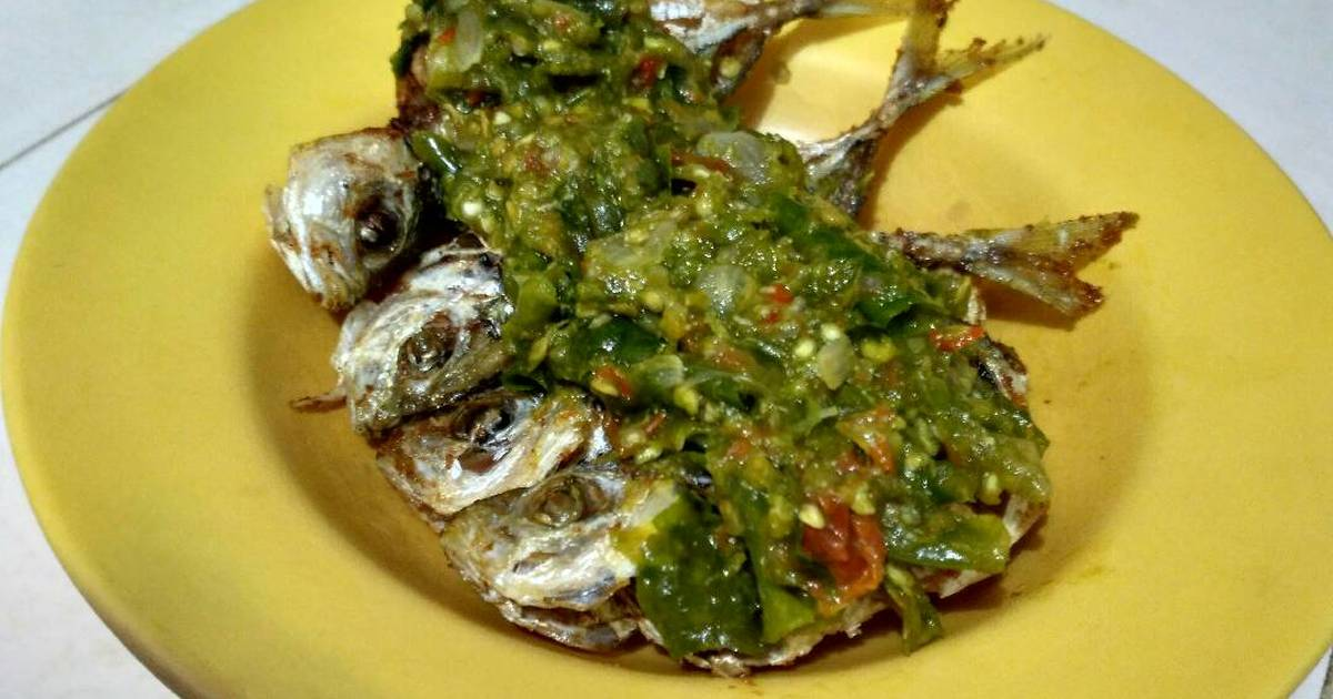 resep ikan tongkol sambel ijo