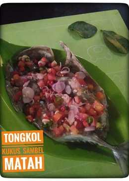 Tongkol Kukus Sambel Matah