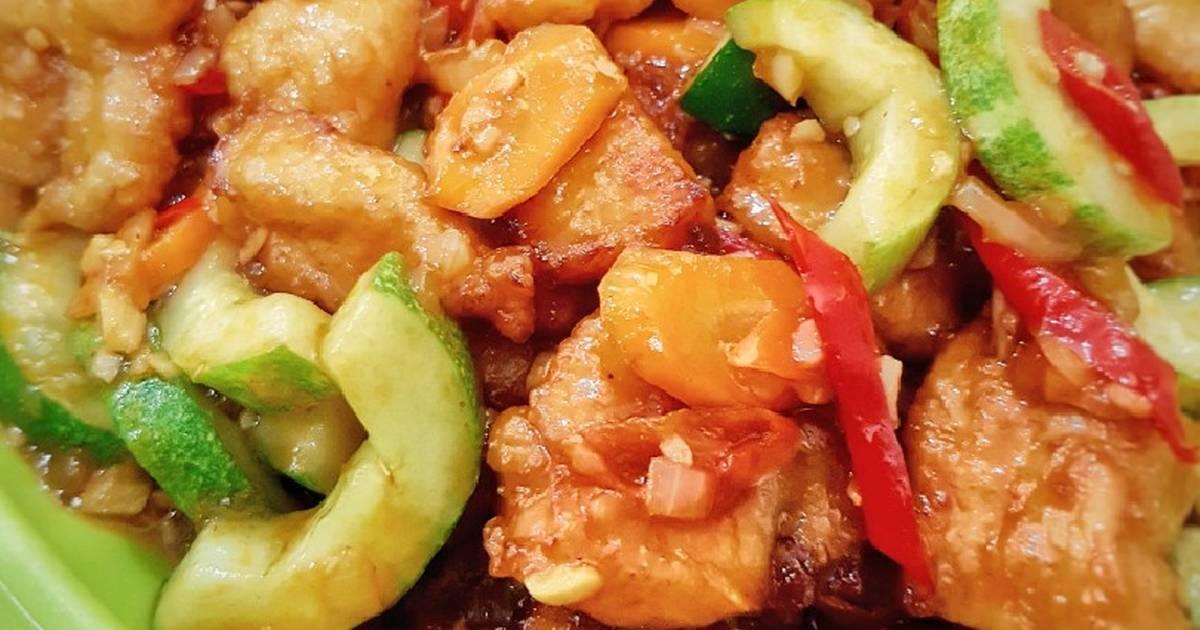 153 resep ayam kuluyuk pedas enak dan sederhana   cookpad