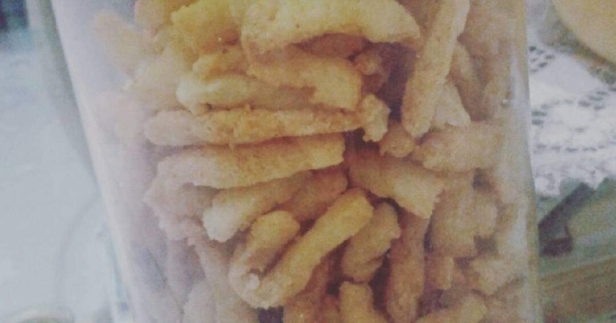 Resep Cheese stick crunchy