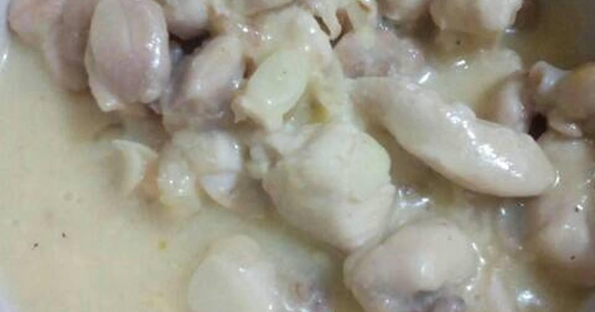 Resep Ayam Geprek Saus Keju