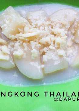 Singkong Thailand Simple #indonesiamemasak