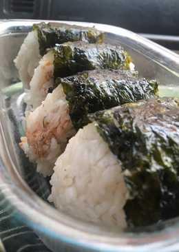 Onigiri Spicy Tuna Mayonnaise