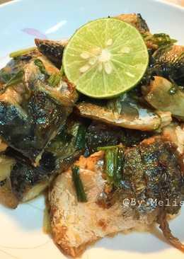 Goreng ikan makarel