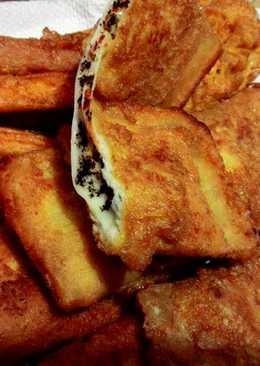 76 resep roti goreng mozarella enak dan sederhana   cookpad