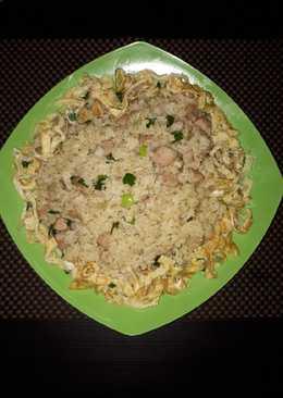 Nasi Goreng Tuna Kencur
