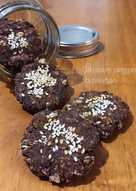 Oat cookies panggang teflon