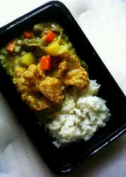 Japanese curry yang bikin nagih :)