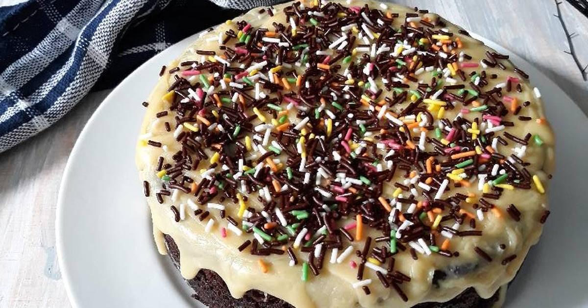 resep brownies lumer lembut resep Resepi Kek Oreo Coklat Kukus Enak dan Mudah