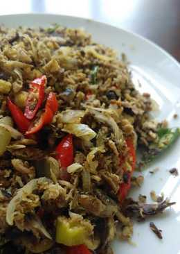 Suwir Ikan Tongkol