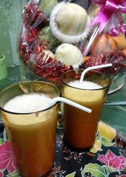 Smoothie Pisang Strawbery
