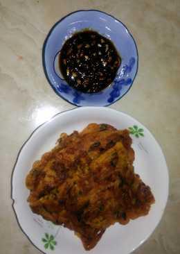 Kimchi Jeon / Pancake Kimchi
