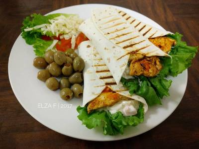 Chicken Shawarma #pr_asianfood