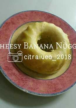 Cheesy Banana Nugget
