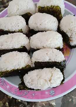 18 resep tuna mayo onigiri enak dan sederhana - Cookpad
