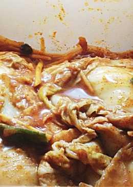 Kimchi Homemade Mudah Simple