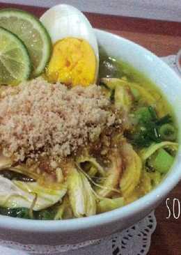 14.Soto Ayam Lamongan #prRamadhan_PalingKaporit