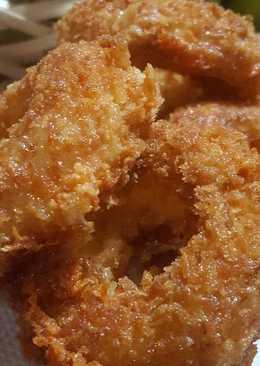 Cheesy Onion Ring