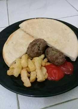 Koftah kebab (Daging rempah)