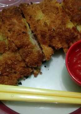 Chicken katsu (cutlets)