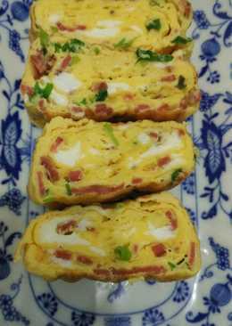 Tamago-yaki(egg roll)