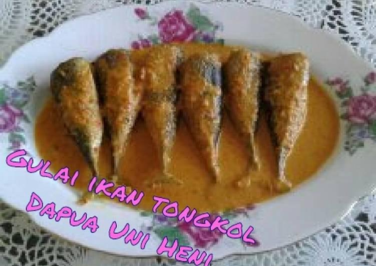gambar untuk resep Gulai ikan tongkol ??