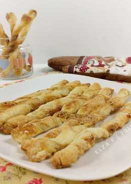 Cheese Stick (with puff pastry)
