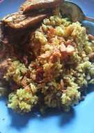 Nasi goreng minang udang