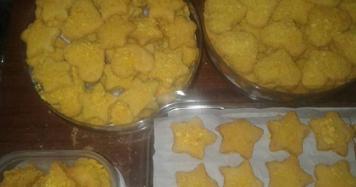 Resep crispy cookies