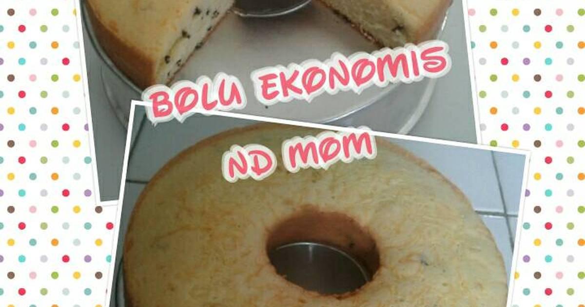 Resep Bolu Ekonomis