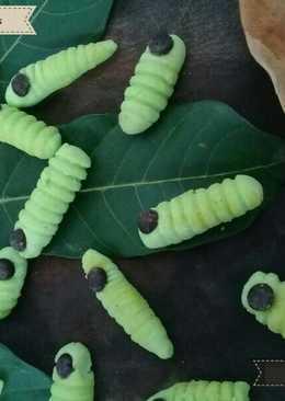 Caterpillar Cookies
