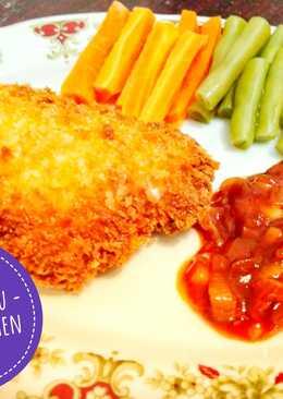 Chicken Katsu #BikinRamadanBerkesan