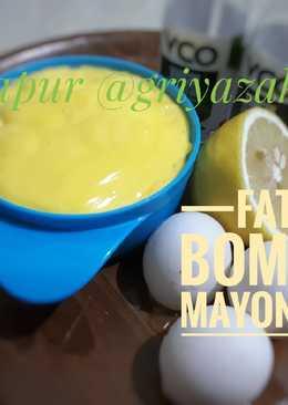 Fat Bombs Mayonais #keto #ketofy #ketopad
