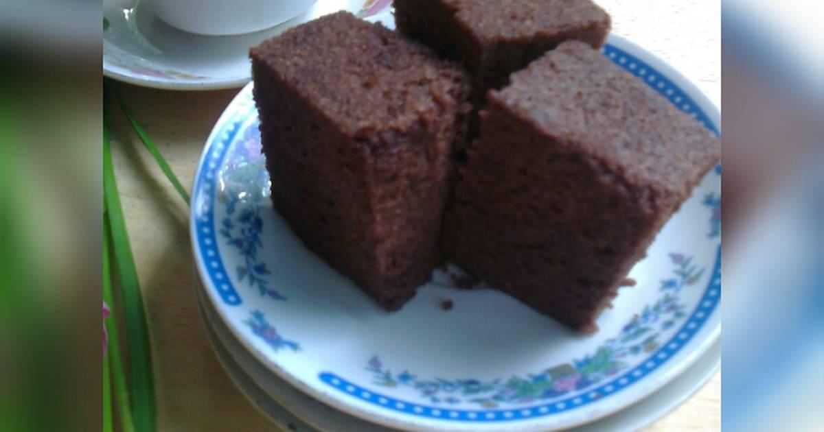 Resep Cake Kukus Hesti: Resep Brownies Kukus Nan Lembut