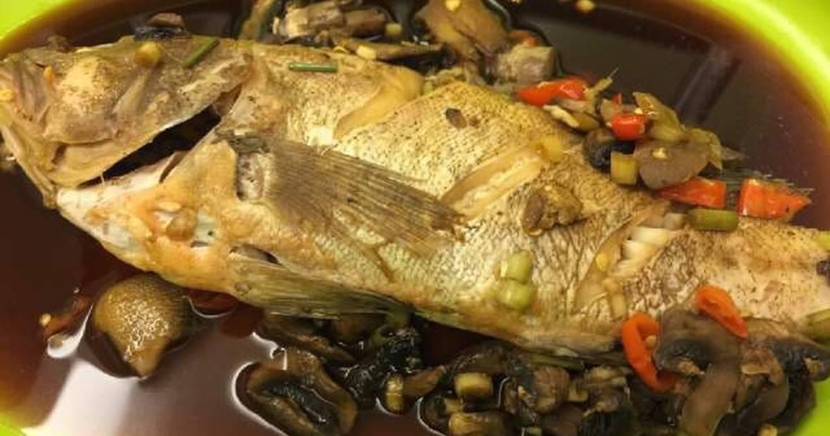 Resep Tim Ikan Kerapu, Nila, Gurame dan Lainnya