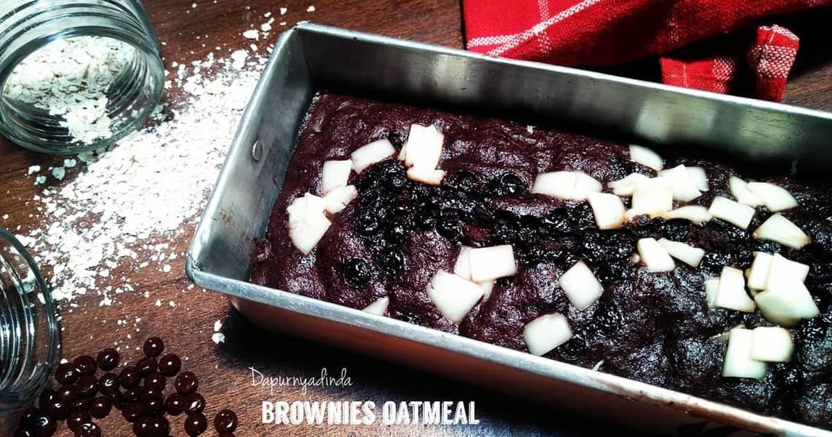 Resep Cara Membuat Kue Kering Oatmeal Coklat